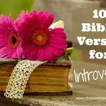 10 Bible Verses for Introverts
