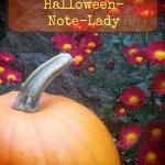 Dear Mean-Halloween-Note Lady